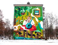 Mural: Mamay