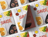 Savor | Seasonal Food Magazine