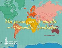 Un paseo por el mundo - Fundación Konex