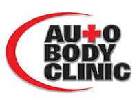 Auto Body Clinic Logo