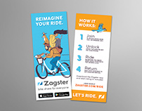 Zagster Bike Share: B2C Campaigns 2017