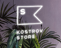 Illustrations for Kostrov store