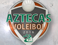 Aztecas UDLAP Volleyball 2016
