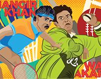 I am Karachi Sports Carnival | Poster Design