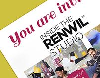 Open Studio Invitation