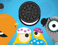 OREO_Posters & Packaging