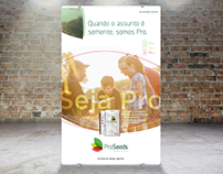 Pro Seeds Sementes - Banners