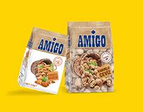 Amigo Packaging Design