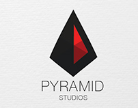 Pyramid Studios .  LOGO PROJECT / INCOMPLETE