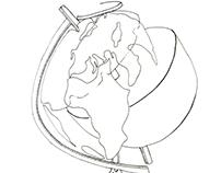 Globe to Glass