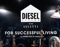 Diesel x HOMELESS