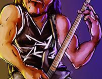 CHARACTER ART -    Metallica 2000's