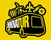 #Innovatur2015 (diseño de logo)