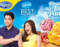 Magnolia BOTP Ice Cream Aldub Billboards LAYOUTING
