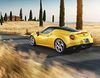 Alfa Romeo 4C I Full CG