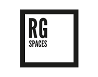 RG Spaces - Rebrand of Not for Profit Organisation