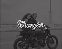 Wrangler APAC Brand Website