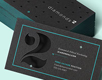 Diamonds 2 Branding & Web Design