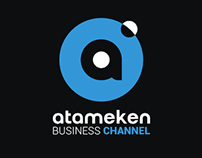 ATAMEKEN Business Channel. Branding