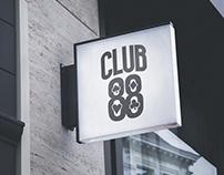 Branding - CLUB88