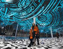 ARTRIUM ╳ Pokras Lampas: Huge public art object.