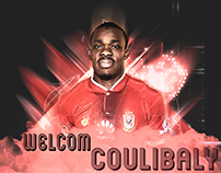 welcom Coulibaly-Alahly New player