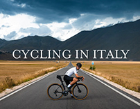 CYCLING IN ITALY - Winspace Bikes