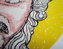 Johann Sebastian Bass - Official Gig Poster