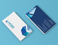 Mode Luxury Pool Services Branding