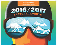 Winterpark Colorado - Event Poster