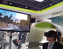 Airbus Virtual Reality Experience