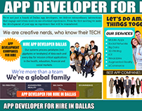 App Developer For Hire In Dallas