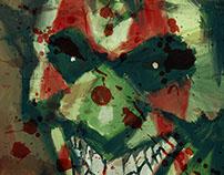 Crazy Logan vs Mad Joker (a tribute...)