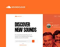 SoundCloud – Concept