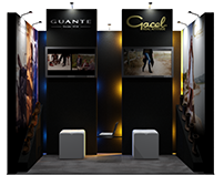 GACEL /  EXHIBITION STAND