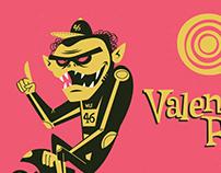 Weird Valentino Rossi
