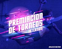 Propuesta de diseño para premiación de torneos internos