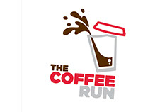 The Coffee Run Brand Identity