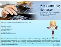 professional approach of Tax Reduction company in NYC