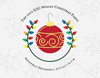 KSU Wesley Christmas Party