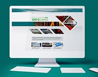 Página Web de Perfilados Ortiz Cano
