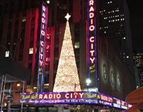 Its Christmas time in the city