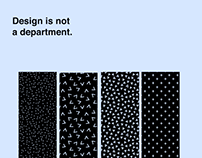 Designspeaks Portland: Design is Not a Department