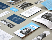Visual identity of The Lemko Culture Museum