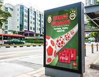 Billboard - Cocacola