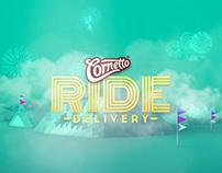 Cornetto Ride Delivery