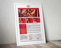 WordPress Wedding website Design