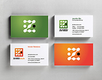 Zunzoo identity system & marketing collateral