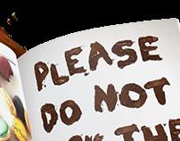 Nutella Print Ad