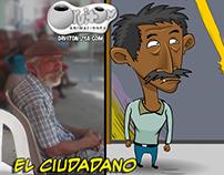 Gente a caricatura